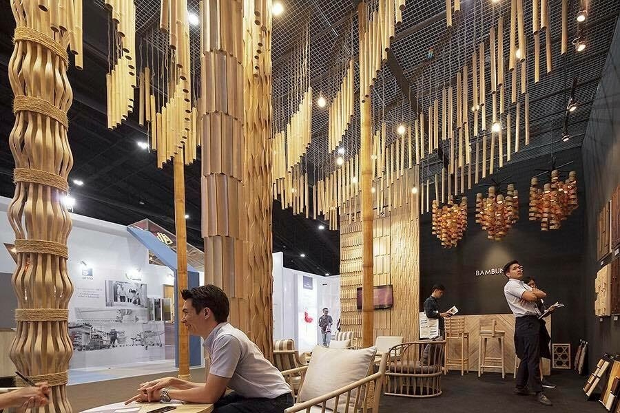 BAMBUNIQUE awarded at Bangkok architects fair 2018